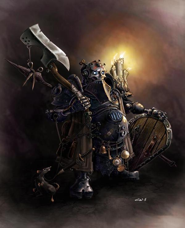 Stormspyre 6 - Kyrin Irongut by cwalton73
