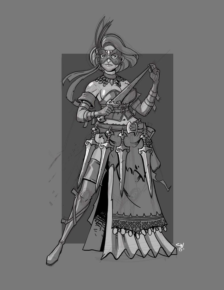 Assassin by cwalton73