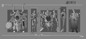 Dune - House Harkonnen by cwalton73