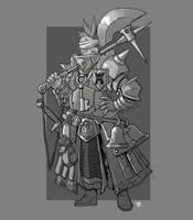 Guard Captain by cwalton73