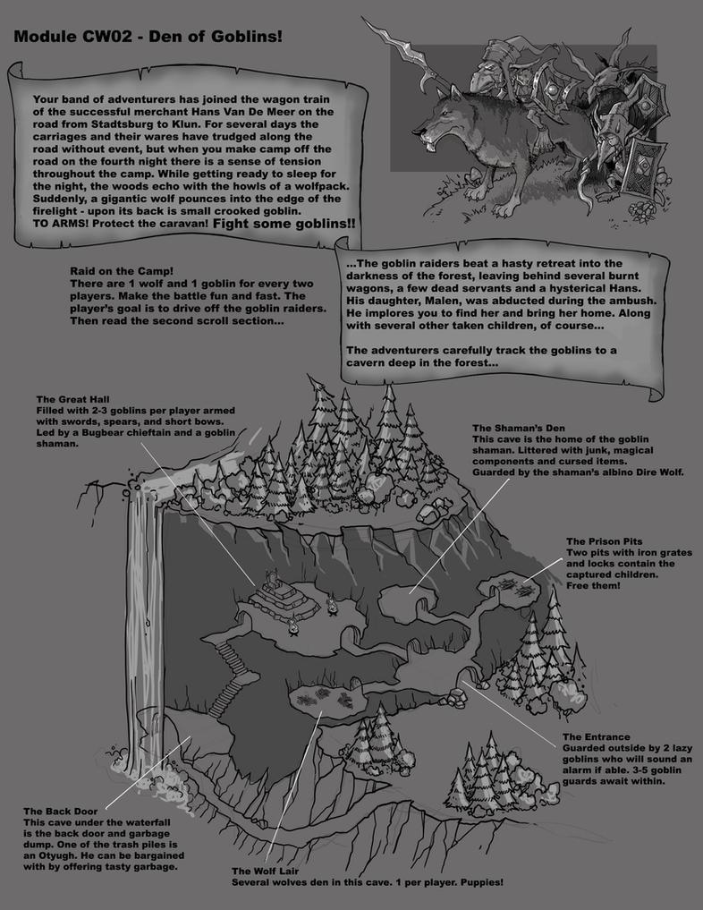 More Adventure! by cwalton73