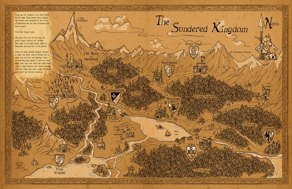The Sundered Kingdom by cwalton73