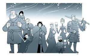 Game O' Thrones by cwalton73
