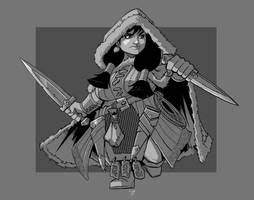 Dwarf Rogue