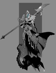 Darkest Dungeon Hellion Fan Art