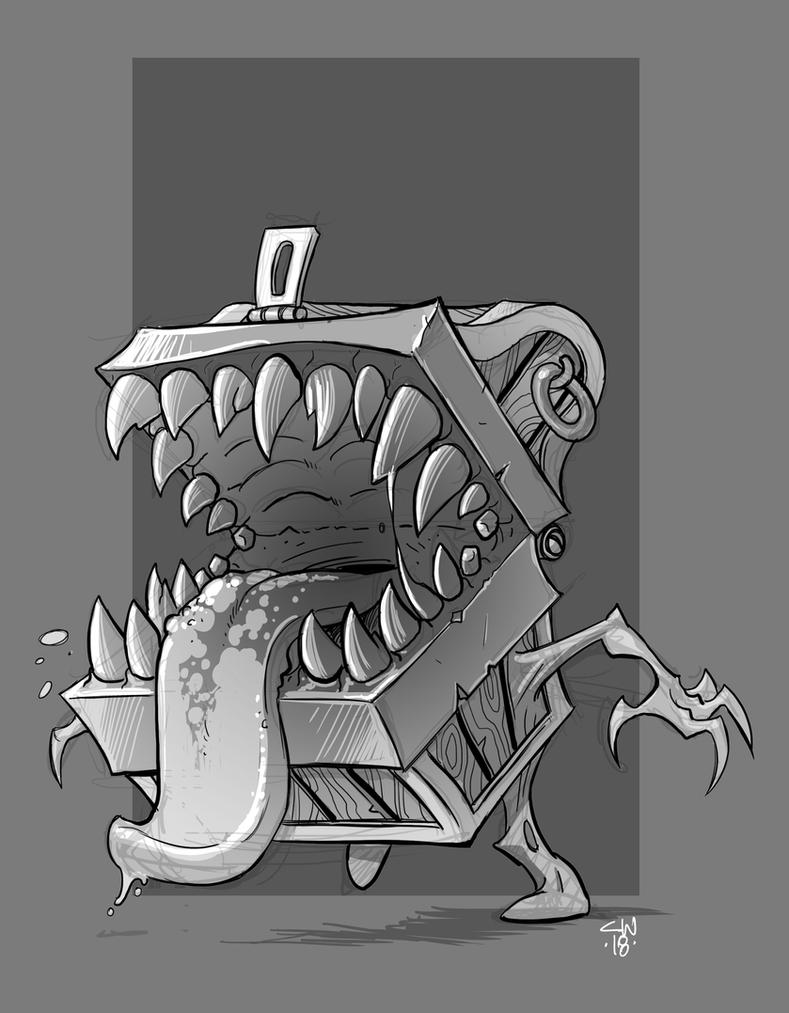 Mimic by cwalton73