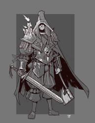 Witch Hunter by cwalton73