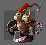 Goblin Knight Color