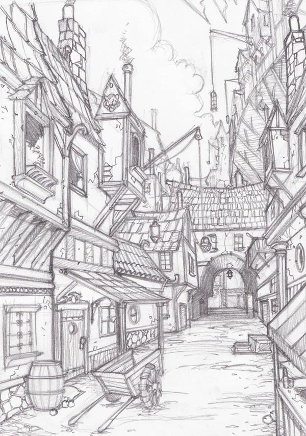 Stormspyre Streets 1