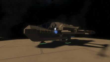 ASF-45A by IgnatiusAxonn