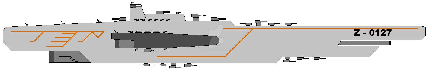 Z Class Z - 0127 [Gen 2] by IgnatiusAxonn