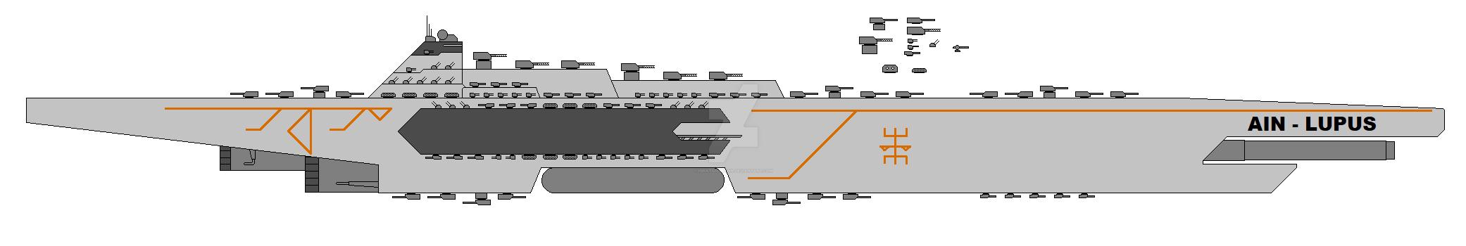 Lupus Class Destroyer Leader by IgnatiusAxonn