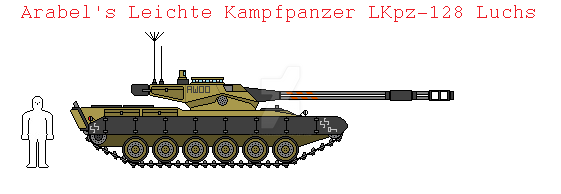 Arabel's 1st SS-A LKpz-128 by IgnatiusAxonn