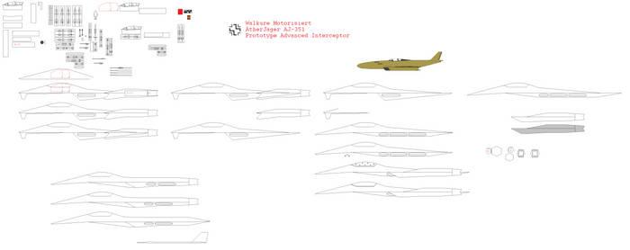 AJ-351 Development Sheet