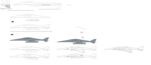 AF/J-262 Development Sheet