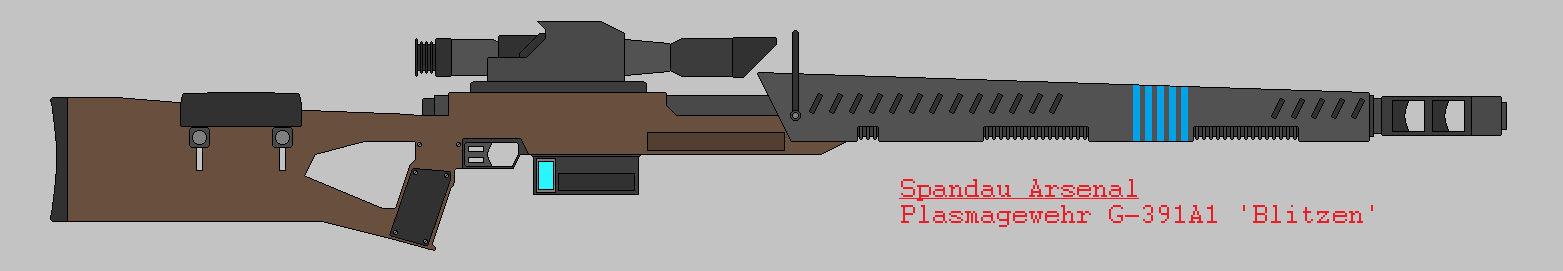 Spandau G-391A1