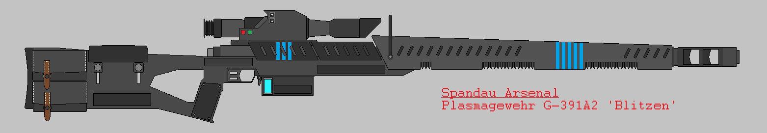 Spandau G-391A2