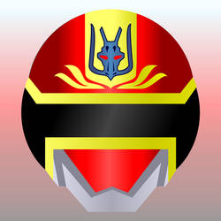 Dengeki Sentai Changeman ChangeDragon by markolios