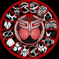 Kamen Rider Ghost Heisei by markolios