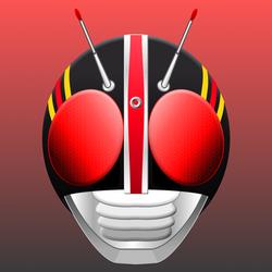 Kamen Rider Black by markolios