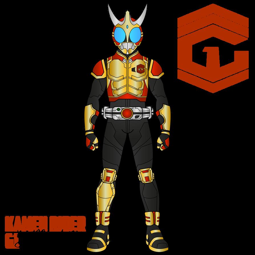 Kamen Rider G1