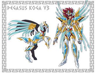 Pegasus Koga Kamui by markolios