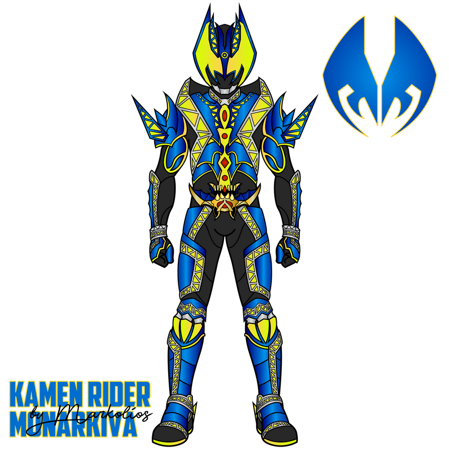 Kamen Rider MonarKiva