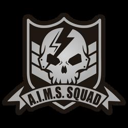 A.I.M.S. Squad by markolios