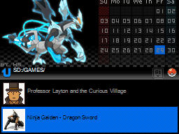 Acekard - Pokemon Black 2 by UlyanaSemen