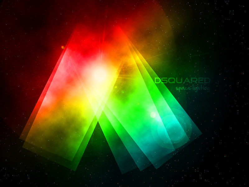 Space Lighting wallpaper by dsquaredgfx