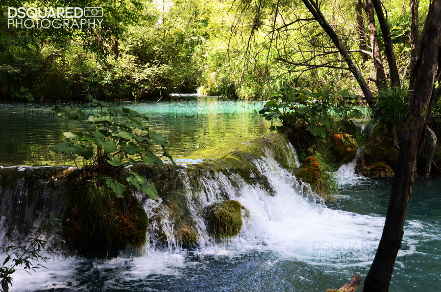 Plitvice Lakes by dsquaredgfx
