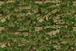 My M3D maps : Seamless ivy 1 pattern by PhotoComix2