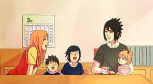 SS family: Feed me