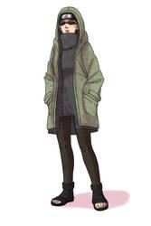 Shino-chan by steampunkskulls