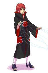 Sasori-chan by steampunkskulls
