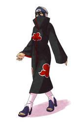 Kakuko-chan by steampunkskulls
