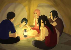 UchiSaku Festival : let's tell scary stories!