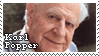 Karl Popper by Lulie