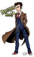 Doctor Who: Colored