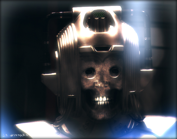 Cyber horror by WheezingGrampus