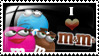 MnM's Stamp by eMelody