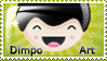 DimpoArt Lovers Stamp by eMelody