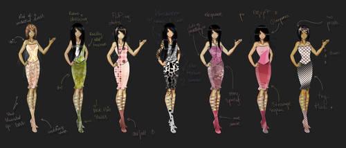 .fashion deisgn.