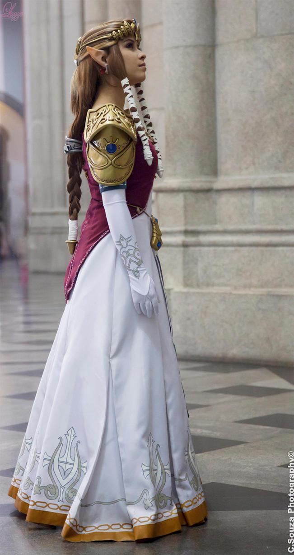 Legend Of Zelda Twilight Princess Princess Zelda Costume