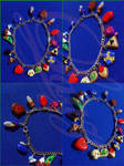 Zelda Ocarina of Time bracelet