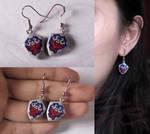 Hylian Shield earrings from TLOZ SS