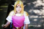 Princess Zelda Cosplay - A Link Between Worlds