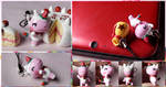 Merengue Charm - Animal Crossing