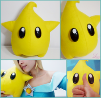 Luma from Mario Galaxy by LayzeMichelle