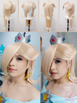 PROGRESS: Rosalina's Make up and Wig test